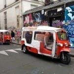 Rallye Mode en Tuktuk