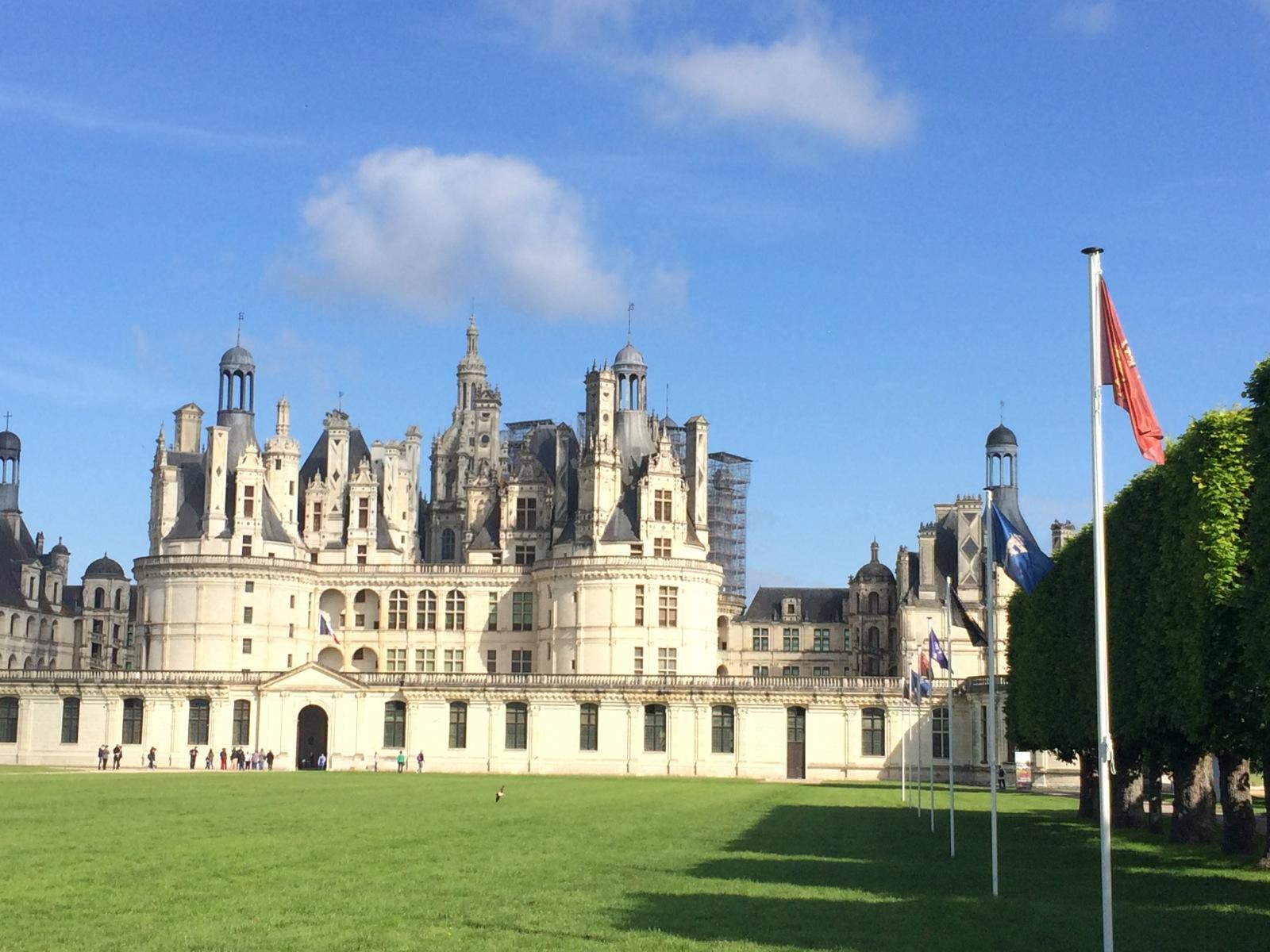 Escape game Au Château de Chambord